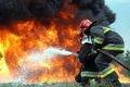 На улице Труда заживо сгорел сумчанин (+фото)